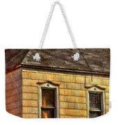 Old Victorian House Weekender Tote Bag