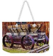 Old Wagon Bodie Ghost Town Weekender Tote Bag