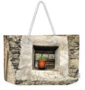 Old Window Weekender Tote Bag