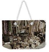 Old World Market Weekender Tote Bag