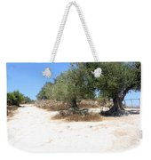 Olive Trees In Samaria Weekender Tote Bag