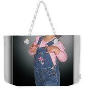 Olivia Weekender Tote Bag