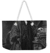 Olvier Ellsworth (1745-1807). Chief Justice Of The United States Supreme Court, 1796-1799. Steel Engraving, 1863 Weekender Tote Bag