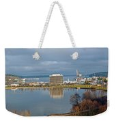 Olympia Lake Weekender Tote Bag