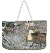Olympic Games, Antiquity Weekender Tote Bag by Granger