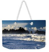 Olympic Ocean Swirls Weekender Tote Bag