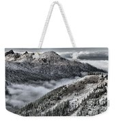 Olympic Ridge Weekender Tote Bag
