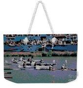 Olympic Rowing Weekender Tote Bag