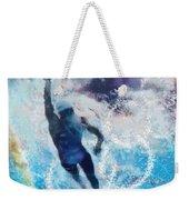 Olympics Swimming 01 Weekender Tote Bag