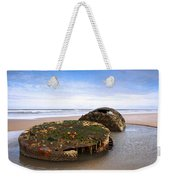 On A Beach Weekender Tote Bag