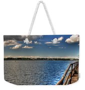 On A Sunday Afternoon... Weekender Tote Bag