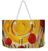 On A Sunny Island Weekender Tote Bag