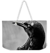 On Alert - Bw Weekender Tote Bag