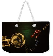 On Another Note Weekender Tote Bag