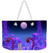 On Another Planet Weekender Tote Bag by Douglas Barnard