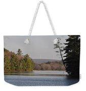 On Bear Creek Lake Weekender Tote Bag
