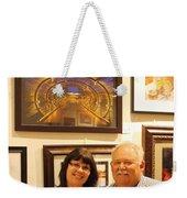 On Display Weekender Tote Bag
