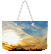 On Eagle's Wings - 2 Weekender Tote Bag