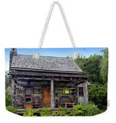 On The Back Porch Weekender Tote Bag
