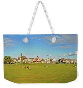 On The Green At Marthas Vineyard Weekender Tote Bag