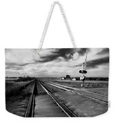 On The Level Weekender Tote Bag