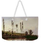 On The Outskirts Of Paris Weekender Tote Bag