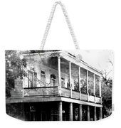 On The River Road At New Roads Weekender Tote Bag