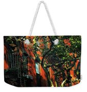On The Shady Side Weekender Tote Bag