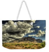 On The Superstitions  Weekender Tote Bag