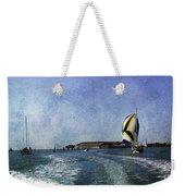 On The Water 2 - Venice Weekender Tote Bag