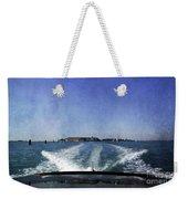 On The Water 5 - Venice Weekender Tote Bag
