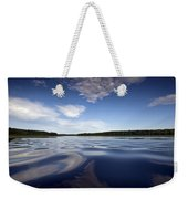 On The Water Weekender Tote Bag