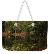 Once Upon An Autumn Morn Weekender Tote Bag