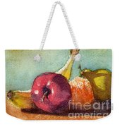 One A Day Weekender Tote Bag
