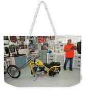 One Chopper Coming Up Weekender Tote Bag