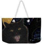 One Dark Halloween Night Weekender Tote Bag