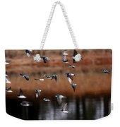 One Last Swallow Weekender Tote Bag