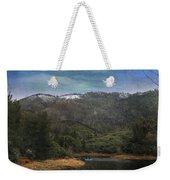 One Little Boat Weekender Tote Bag