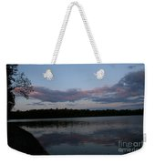 One Moment In Peace Weekender Tote Bag
