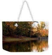 One October's Dream Weekender Tote Bag