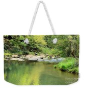 One Of Those Peaceful Places Weekender Tote Bag