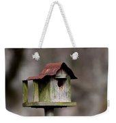 One Room Shack - Bird House Weekender Tote Bag