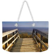 One Small Step For Man Weekender Tote Bag