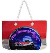 One Summer Night Weekender Tote Bag