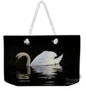 One Swan Weekender Tote Bag