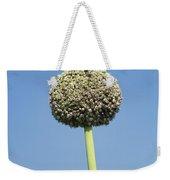 Onion Flower Weekender Tote Bag