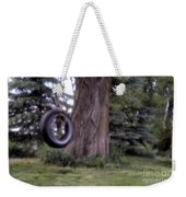 Only A Memory Pin-hole Photo Weekender Tote Bag