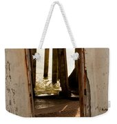 Open Door Policy Weekender Tote Bag