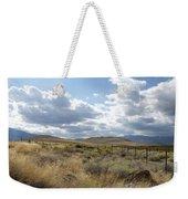 Open Land Weekender Tote Bag
