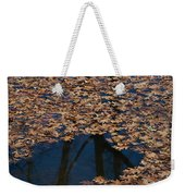 Open Water Weekender Tote Bag